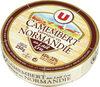 Camembert au lait cru fabriqué en Normandie 22% de MG - Produit