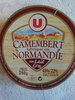 Camembert au Lait Cru (22 % MG) - Product