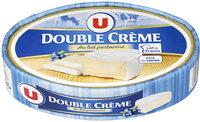 Fromage double crème au lait pasteurisé 30% de MG - Produit