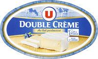 Fromage double crème au lait pasteurisé 30% MG - Product - fr