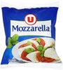 Mozzarella au lait pasteurisé 17%MG - Product