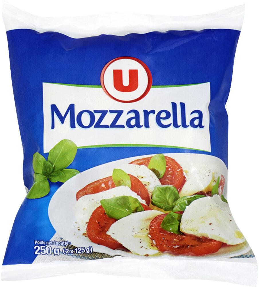 Mozzarella au lait pasteurisé 17%MG - Product - fr
