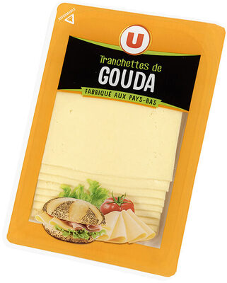 Tranchettes de gouda - Product - fr