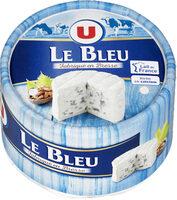 Fromage pasteurisé à pâte persillée Le Bleu 33% de MG - Product