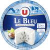 Fromage pasteurisé à pâte persillée Le Bleu, 33% de MG - Product