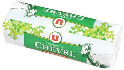 Fromage au lait pasteurisé Bûche de chèvre Ste Maure 25% de MG - Product - fr