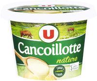 Cancoillotte nature au lait pasteurisé 11% de MG - Produit - fr