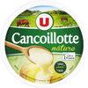 Cancoillotte nature au lait pasteurisé 11% de MG - Produit