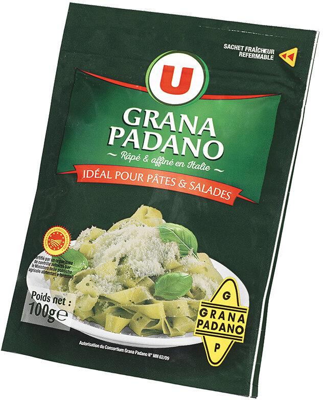 Grana Padano râpé - Produit - fr