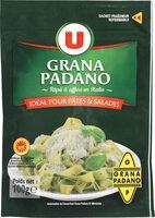 Grana Padano râpé DOP au lait cru 29%mg - Produit - fr