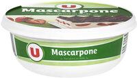 Mascarpone au lait pasteurisé 5%MG - Produit