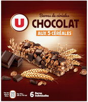 Barre de céréales au chocolat noir - Product