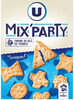 Crackers mix party - Produit