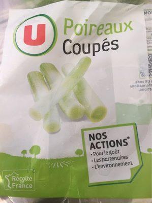 Poireau coupé - Ingredients - fr