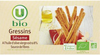 Gressins au sésame - Product - fr