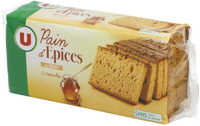 Pain d'Épices au Miel - Product
