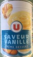 Saveur vanille creme dessert - Product