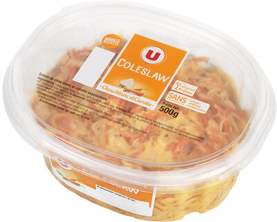 Salade coleslaw - Product - fr