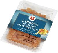 Lardons de saumon fumé d'Atlantique - Product