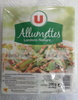 Allumettes lardons nature - Product