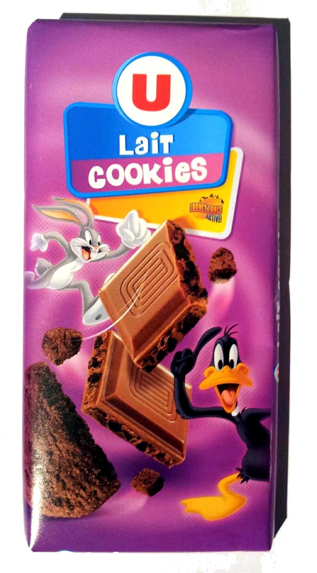 Lait cookies - Product