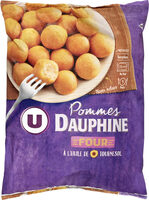 Pommes dauphines - Product - fr