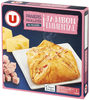 Paniers feuilletés jambon fromage - Product