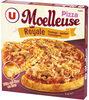 Pizza moelleuse Royale fromage jambon champignons surgelée - Product