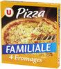 Pizza familiale 4 fromages - Produit