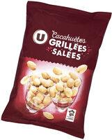 Cacahuètes Grillées et Salées - Product - fr