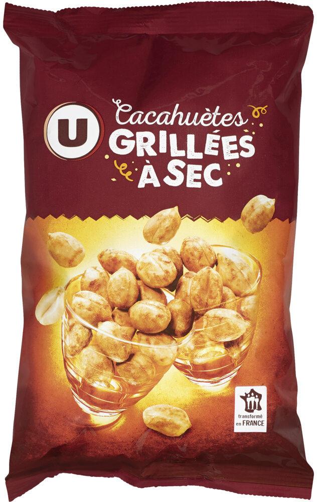 Cacahuètes Grillées à Sec - Produit - fr