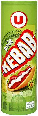 Tuiles goût kebab - Product