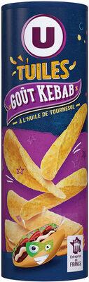 Tuiles goût kebab - Produit - fr