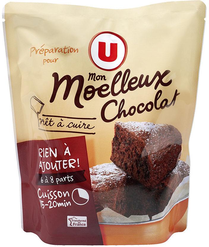 Préparation pour moelleux chocolat - Product