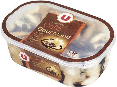 Crème glacée au café gourmand - Product