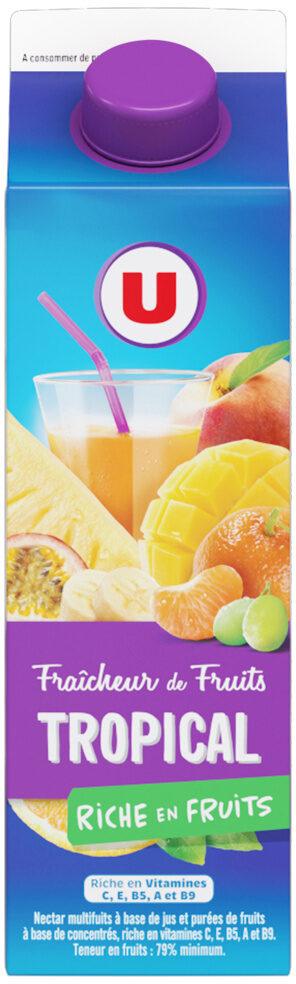 Fraîcheur de fruits tropical - Product - fr