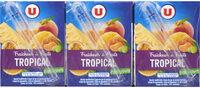 Fraîcheur de fruit tropical riche en fruits - Product - fr