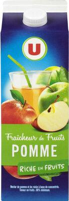Fraîcheur de fruits pomme riche en fruits - Produit - fr