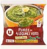 Purée 4 légumes verts cuisinée - Product