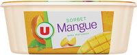 Sorbet à la mangue - Product