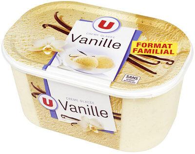 Crème glacée vanille - Produit - fr