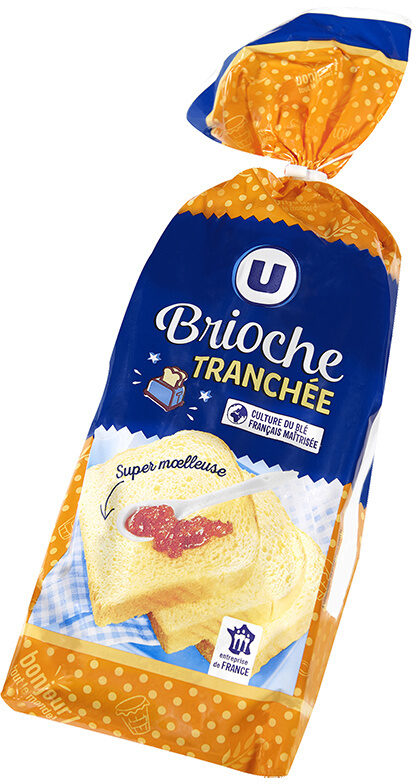 Brioche tranchée - Product