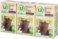 Boisson bio au soja saveur chocolat - Product