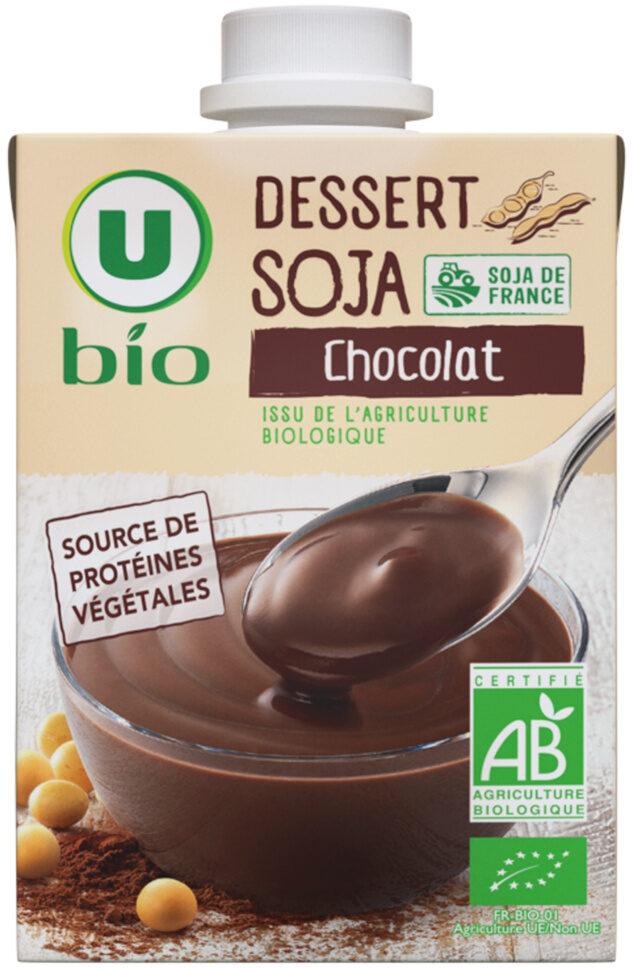 Dessert soja au chocolat - Prodotto - fr