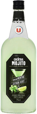 Cocktail sans alcool mojito - Product