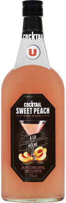 Cocktail sans alcool pêche - Product - fr