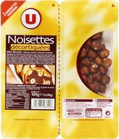 Noisette décortiquée - Produit - fr