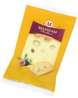 Fromage de Hollande à pâte pressée au lait pasteurisé 31% de mg - Product - fr