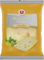 Fromage au lait pasteurisé Maasdam jeune 27% de MG - Product - fr