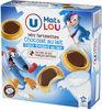 Mini tartelettes chocolat au lait coeur fondant au lait - Product